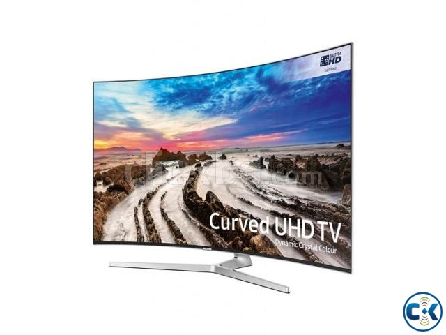 BRAND NEW SAMSUNG 55MU9000 UHD 4K CURVED SMART TV | ClickBD large image 0