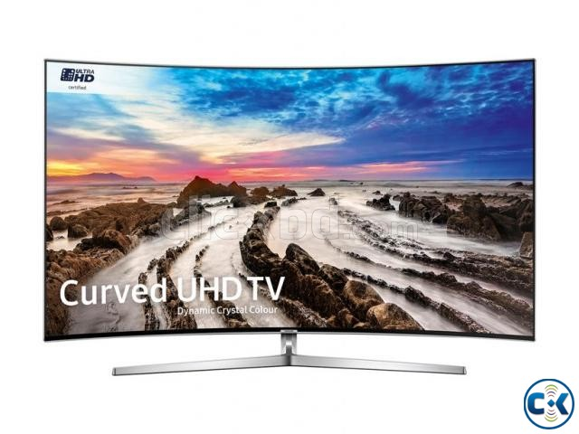 BRAND NEW SAMSUNG 55MU9000 UHD 4K CURVED SMART TV | ClickBD large image 1