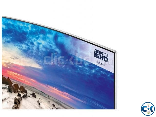 BRAND NEW SAMSUNG 55MU9000 UHD 4K CURVED SMART TV | ClickBD large image 4