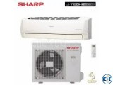 SHARP J TECH INVERTER 1.5 TON SPLIT AC AH XP18SHV