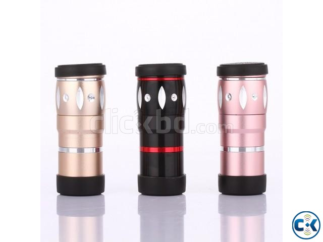 Rabbit Clip 10x Zoom Telescope Lens | ClickBD large image 0