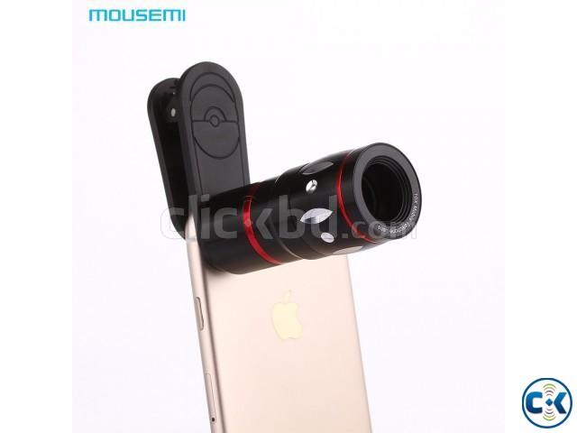 Rabbit Clip 10x Zoom Telescope Lens | ClickBD large image 2
