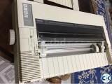 Fujitsu dot matrix printer