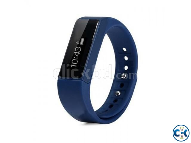 i5 Plus Smart Bracelet Fitness Tracker See Inside  | ClickBD large image 0