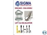 LIFT - ESCALATOR- GENERATOR BRAND NEW- READY STOCK