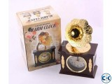 Antique Designer Gramophone Clock Showpiece Home Decor Gift