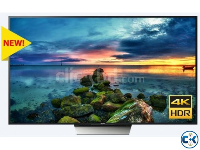 SONY BRAVIA 75 INCH 4K LED TV WITH ANDROID 75X8500D | ClickBD large image 0