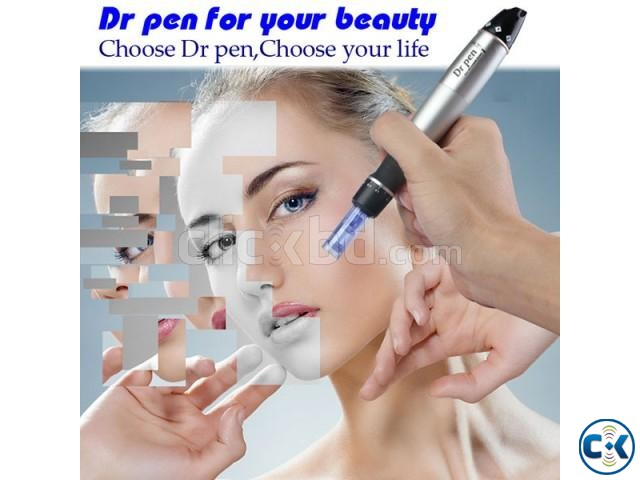 Dr. Pen Ultima A1 professional 6 Speed Auto Derma Pen | ClickBD large image 0