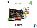 W800C 50 inch Sony bravia 3D LED smart android TV