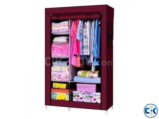 Cloth and Storage Wardrobe Code 1476 | ClickBD large image 0