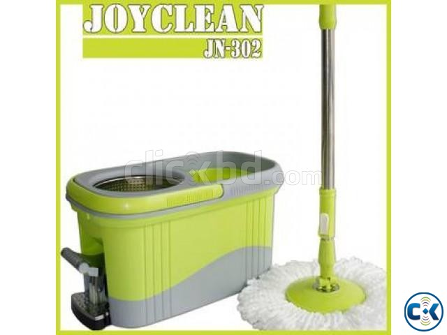 Household Mop And Bucket Set | ClickBD large image 0