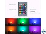 5 Watt Magic Light 16 Colors