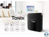 Tanix TX3 Mini 4K Quad Core Rockchip Android Internet TV Box