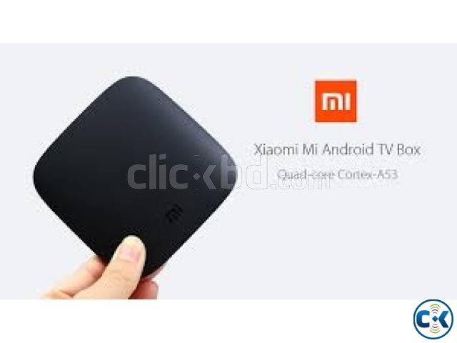 Xiaomi Mi MDZ-16-AB 4K WiFi Android Smart TV Box | ClickBD large image 0