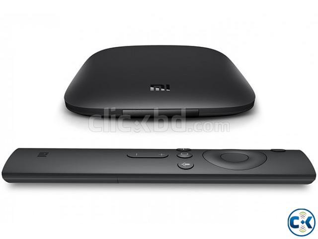 Xiaomi Mi MDZ-16-AB 4K WiFi Android Smart TV Box | ClickBD large image 1