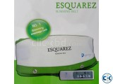 ESQUAREZ Massage Belt with Heat n Vibration For Weight Loss