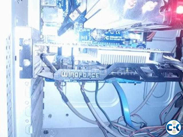 GTX 750 TI OC 2GB Gigabyte Windforce  | ClickBD large image 0