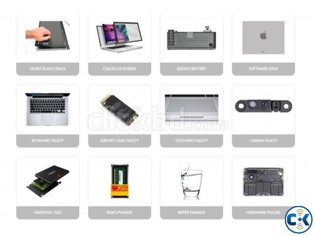 WHAT S WRONG WITH YOUR MACBOOK PRO APPLE DEVICE | ClickBD large image 0