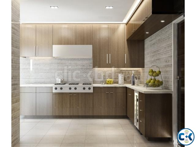Kitchen Interior | ClickBD large image 3
