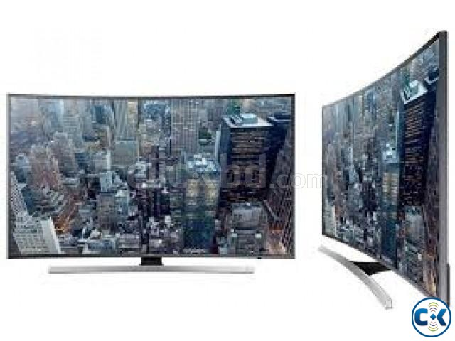 samsung 55 JU6600 smart Led UHD TV Original new | ClickBD large image 1