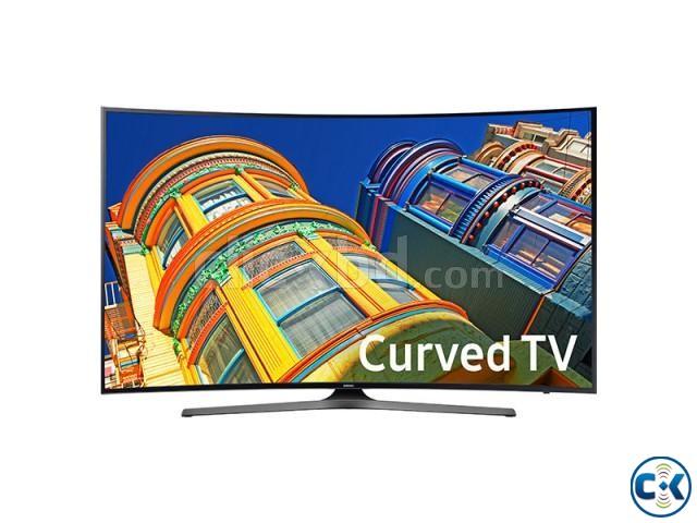 55 Class KU6500 Curved 4K UHD TV | ClickBD large image 0