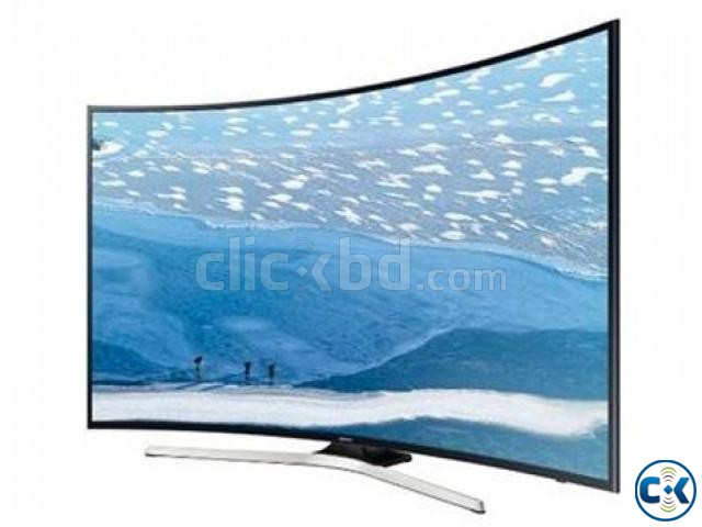 55 UHD 4K Curved Smart TV MU7350 Series 7 samsung | ClickBD large image 1