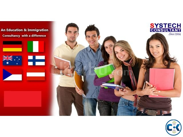 STUDY IN EUROPE WITH CONFIRM ADMISSION | ClickBD