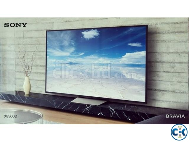 Sony bravia X8500D android LED television has 55 inch screen | ClickBD