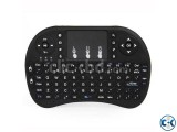 i8 Wireless Mini Keyboard with Touchpad for PC Pad TV Box.