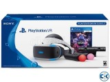 PS VR this offer for few days