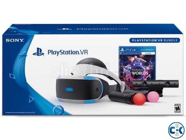 PS VR this offer for few days | ClickBD large image 0