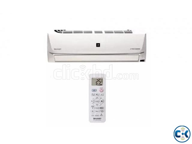SHARP 1.5 TON J-TECH INVERTER AC AH-XP18SHVE | ClickBD large image 1