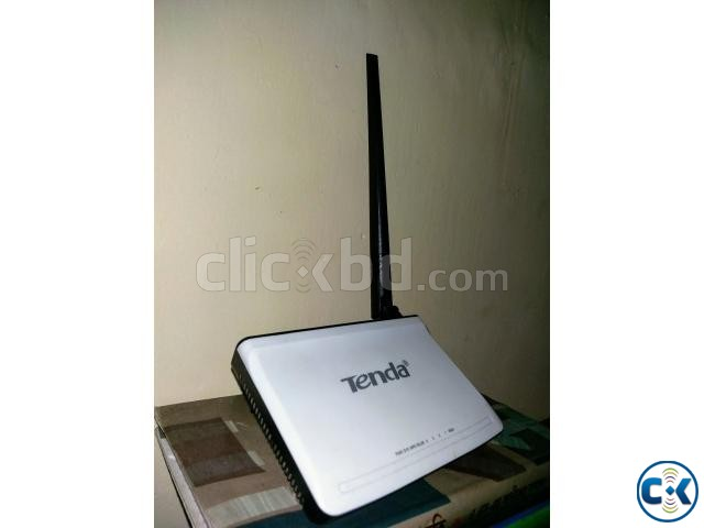 Tenda N4 Router | ClickBD large image 1