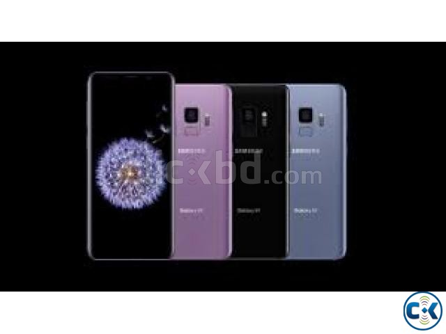 Brand New Samsung Galaxy S9 64GB Sealed Pack 3 Yr Warranty | ClickBD large image 1