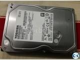500GB HDD Toshiba Desktop