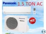 Panasonic CUYC18MKF 1.5 Ton Imported AC 3 Yrs Warranty .