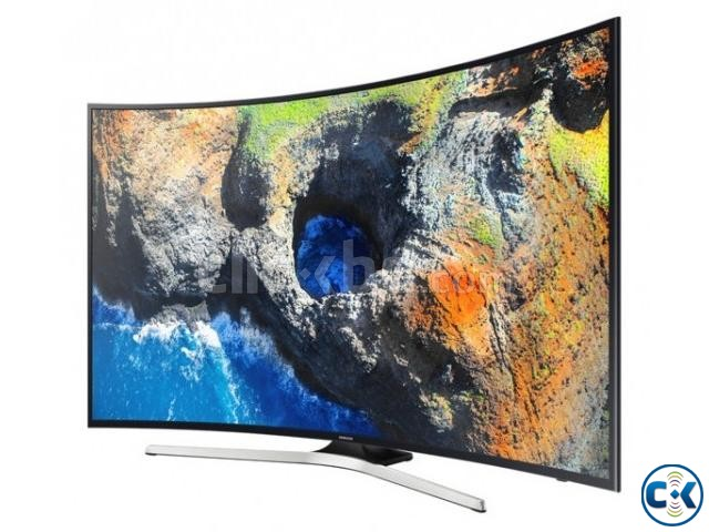 Samsung 55 Inch 4K HDR Curved Smart TV Lowest Price In BD | ClickBD large image 3