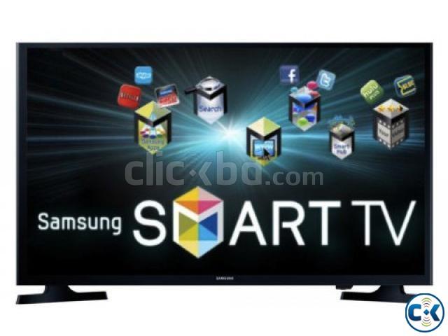 SAMSUNG HD FLAT SMART TV 32J4303 | ClickBD large image 0