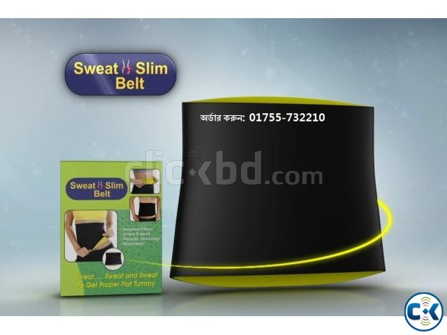 100 Original Sweat Slim Belt Call- 01977-973329 | ClickBD large image 0