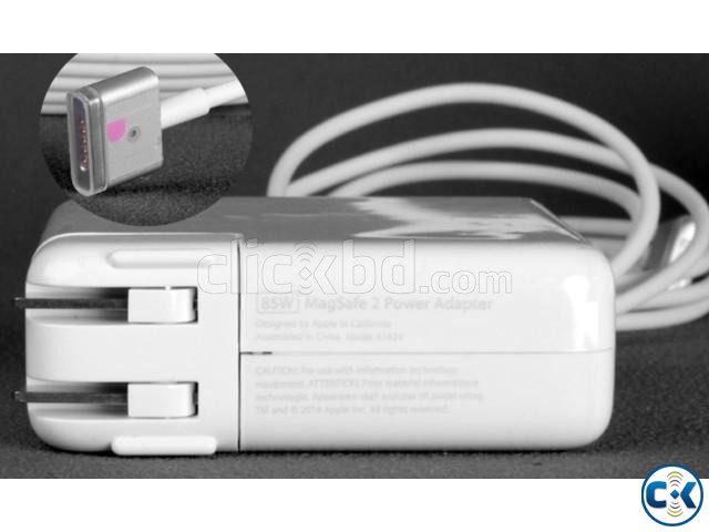 85W Power Charger Adapter A1424 T-Type f Apple MacBook PRO | ClickBD large image 0