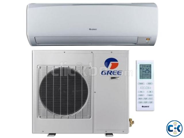GREE 1.5 TON AIR CONDITIONER GS-18CT SPLIT TYPE | ClickBD large image 1