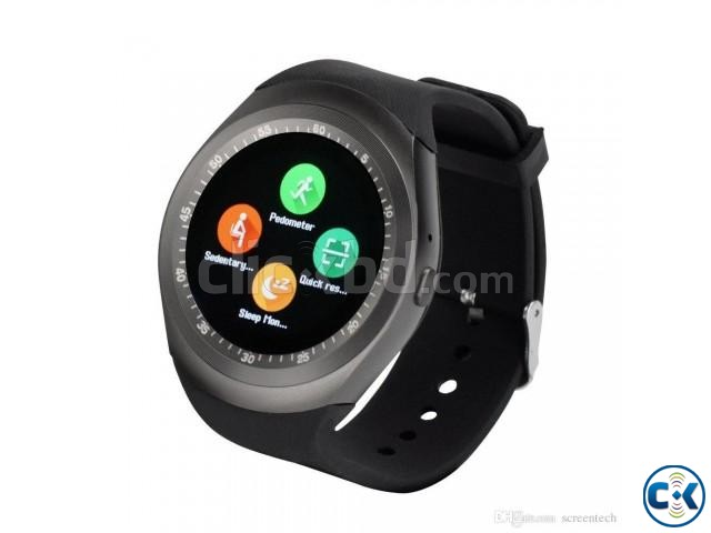 Y1 Pro Smart Watch single sim Gear | ClickBD large image 0