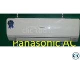 Panasonic CU-YC18MKF 1.5 Ton Split AC,Made Malaysia