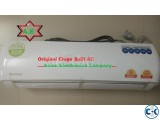 Chigo1.5 Ton Split Type AC, INTACT & PERFECT BTU.