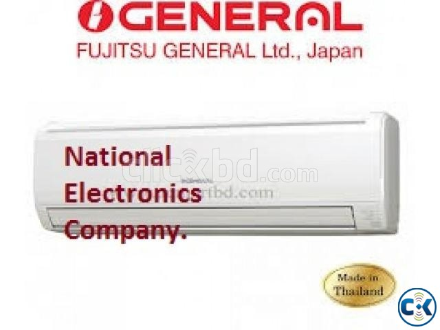 O General ASGA18FMTA 1.5 Ton 180 Sqft Split Air Conditione | ClickBD large image 0