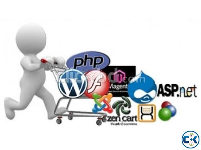 Affiliate Marketing Website Development | ClickBD large image 0