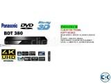 Panasonic BDT380 4K -System Blu-ray Disc Player