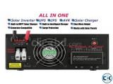American 1 Solar Hybrid IPS UPS 3000VA-01 Year Warrant