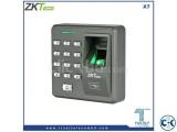 ZKTECO X7 Access control