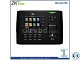 ZKTECO ICLOCK700 Access Control